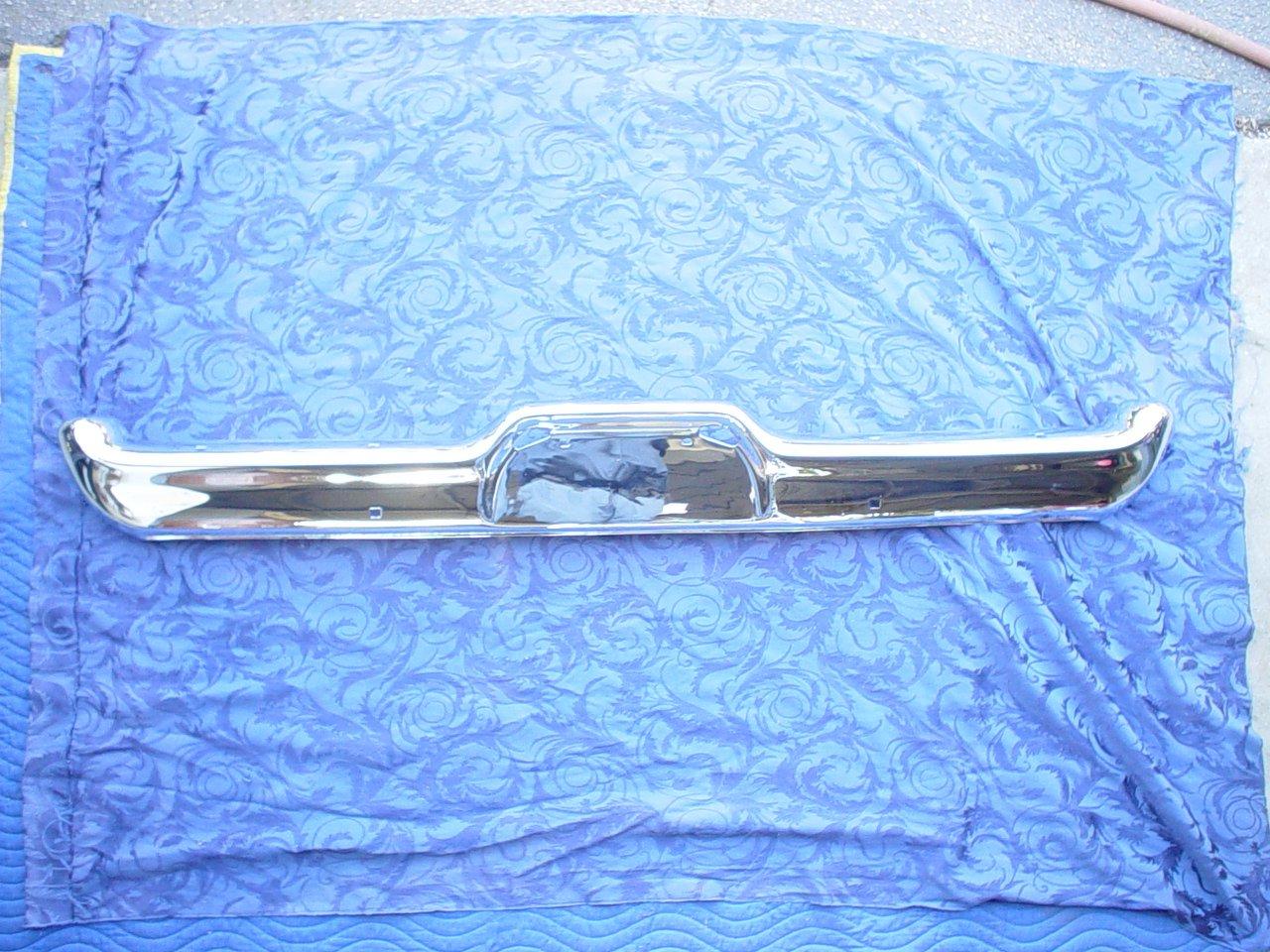 1960 1961 Ford Falcon Ranchero Front Bumper eBay